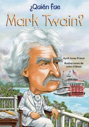 Bog, paperback Quien Fue Mark Twain? af April Jones Prince