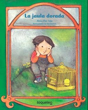 Bog, paperback La Jaula Dorada af Alma Flor Ada