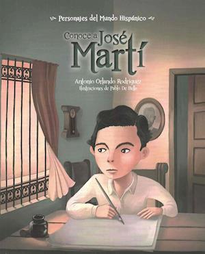 Bog, paperback Conoce a Jos Marti af Antonio Orlando Rodrguez