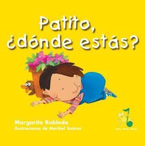 Bog, paperback Patito, Donde Estas? af Margarita Robleda