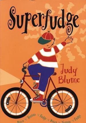 Bog, paperback Superfudge af Judy Blume