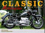 Classic and Vintage Motorcycles 2018 Calendar