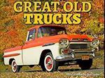 Great Old Trucks 2018 Calendar