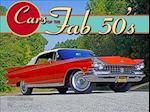 Cars of the Fab 50's 2018 Calendar