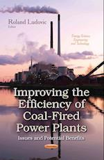 Improving the Efficiency of Coal-Fired Power Plants (Energy Science, Engineering and Technology)