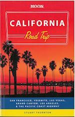 Moon California Road Trip (2nd ed) af Stuart Thornton
