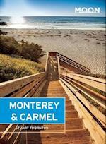 Moon Monterey & Carmel (5th ed) af Stuart Thornton