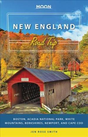 Bog, paperback Moon New England Road Trip af Jennifer Rose Smith