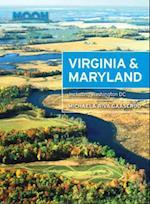 Moon Virginia & Maryland (Moon Handbooks)