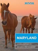 Moon Maryland (Travel Guide)