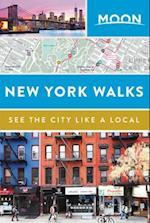 Moon New York Walks (Travel Guide)