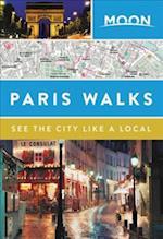 Moon Paris Walks (Moon Handbooks)