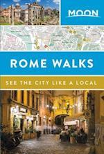 Moon Rome Walks (Travel Guide)