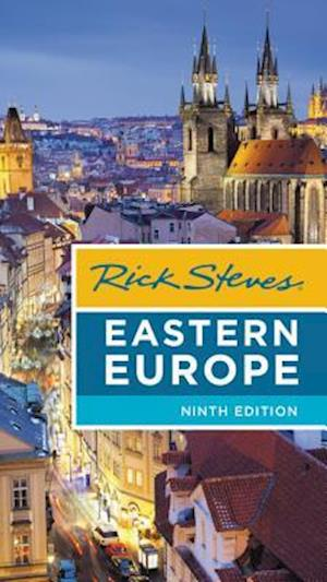 Bog, paperback Rick Steves Eastern Europe, Ninth Edition af Rick Steves