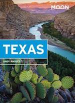 Moon Texas (Travel Guide)
