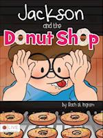 Jackon and the Donut Shop af Rachel Ingram