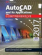 AutoCAD and Its Applications Comprehensive 2017 af David A. Madsen, Terence M. Shumaker, David P. Madsen
