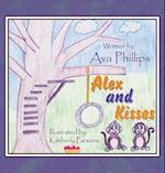 Alex and Kisses af Ava Phillips