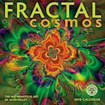 Fractal Cosmos 2018 Calendar