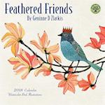 Feathered Friends 2018 Calendar