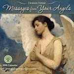 Messages from Your Angels 2018 Calendar