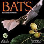 Bats 2018 Calendar
