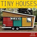 Tiny Houses 2018 Calendar