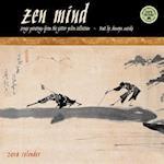 Zen Mind 2018 Calendar