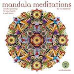 Mandala Meditations 2018 Calendar