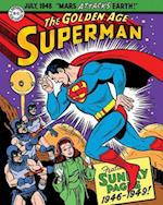 Superman The Golden Age Sundays 1946-1949