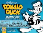 Walt Disney's Donald Duck The Daily Newspaper Comics Volume1 af Bob Karp