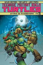 Teenage Mutant Ninja Turtles Volume 11 Attack On Technodrome af Kevin B. Eastman