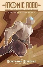 Atomic Robo The Everything Explodes Collection af Brian Clevinger