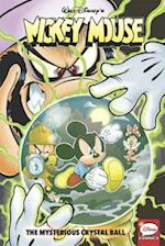 Mickey Mouse The Mysterious Crystal Ball
