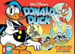 Walt Disney's Donald Duck 1 af Bob Karp