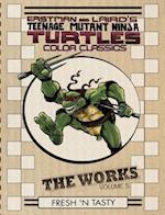Teenage Mutant Ninja Turtles The Works 5