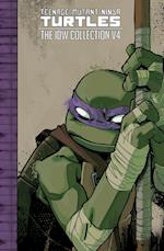 Teenage Mutant Ninja Turtles The IDW Collection 4 af Kevin Eastman