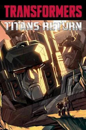 Bog, paperback Transformers af Mairghread Scott