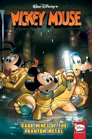 Bog, paperback Mickey Mouse af Jonathan Gray, Andrea Castellan