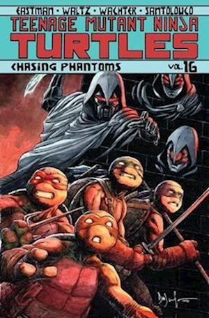 Bog, paperback Teenage Mutant Ninja Turtles 16 af Kevin Eastman