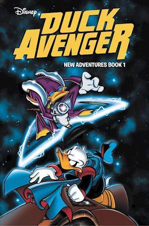 Bog, paperback Duck Avenger New Adventures 1 af Alessandro Sisti