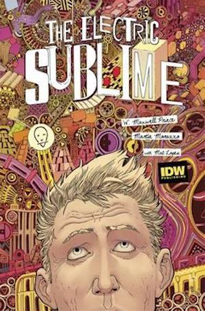 Bog, paperback The Electric Sublime af W. Maxwell Prince