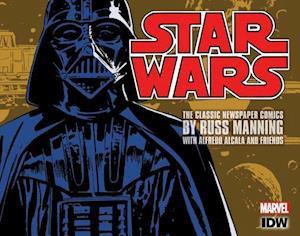 Bog, hardback Star Wars af Russ Manning, Steve Gerber, Don Christensen