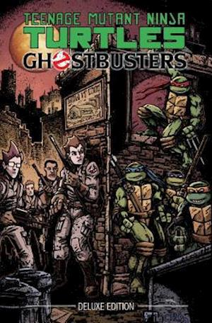 Bog, hardback Teenage Mutant Ninja Turtles/Ghostbusters af Erik Burnham, Tom Waltz