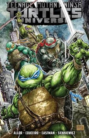 Bog, paperback Teenage Mutant Ninja Turtles Universe, Volume 1 af Tom Waltz, Kevin Eastman, Paul Allor