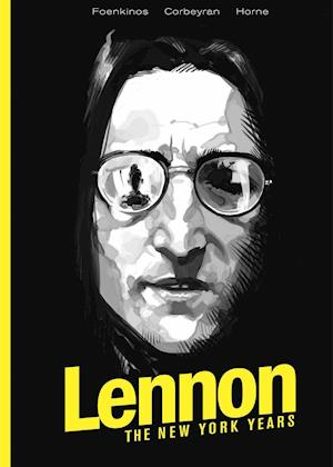 Bog, hardback Lennon The New York Years af David Foenkinos