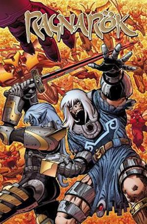 Bog, hardback Ragnarok, Vol. 2 The Lord Of The Dead af Walter Simonson