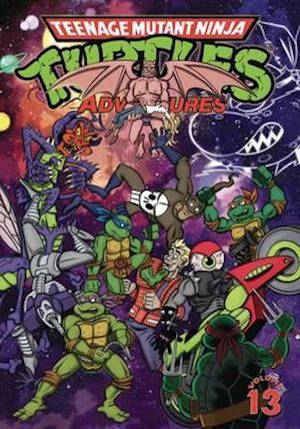 Bog, paperback Teenage Mutant Ninja Turtles Adventures Volume 13 af Dean Clarrain
