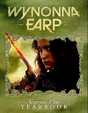 Wynonna Earp Season One Yearbook