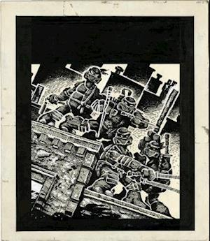 Bog, hardback Teenage Mutant Ninja Turtles af Kevin B. Eastman